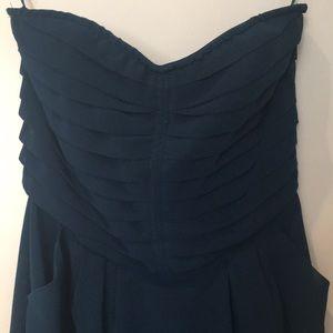 Sparkle and Fade mini strapless dress